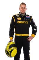 Sonny Robertson Race Car Driver