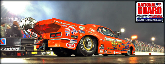 Stanley and Weiss at ADRL Dragstock, David Anderson