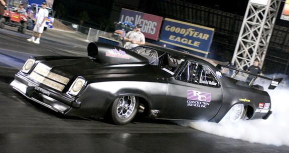 2009 Pacific Street Car Association (PSCA) Champion Randy Walker