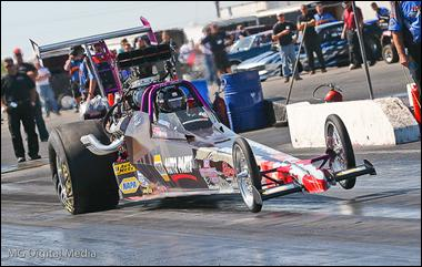Micahel Hinbest Quick 32 Dragster