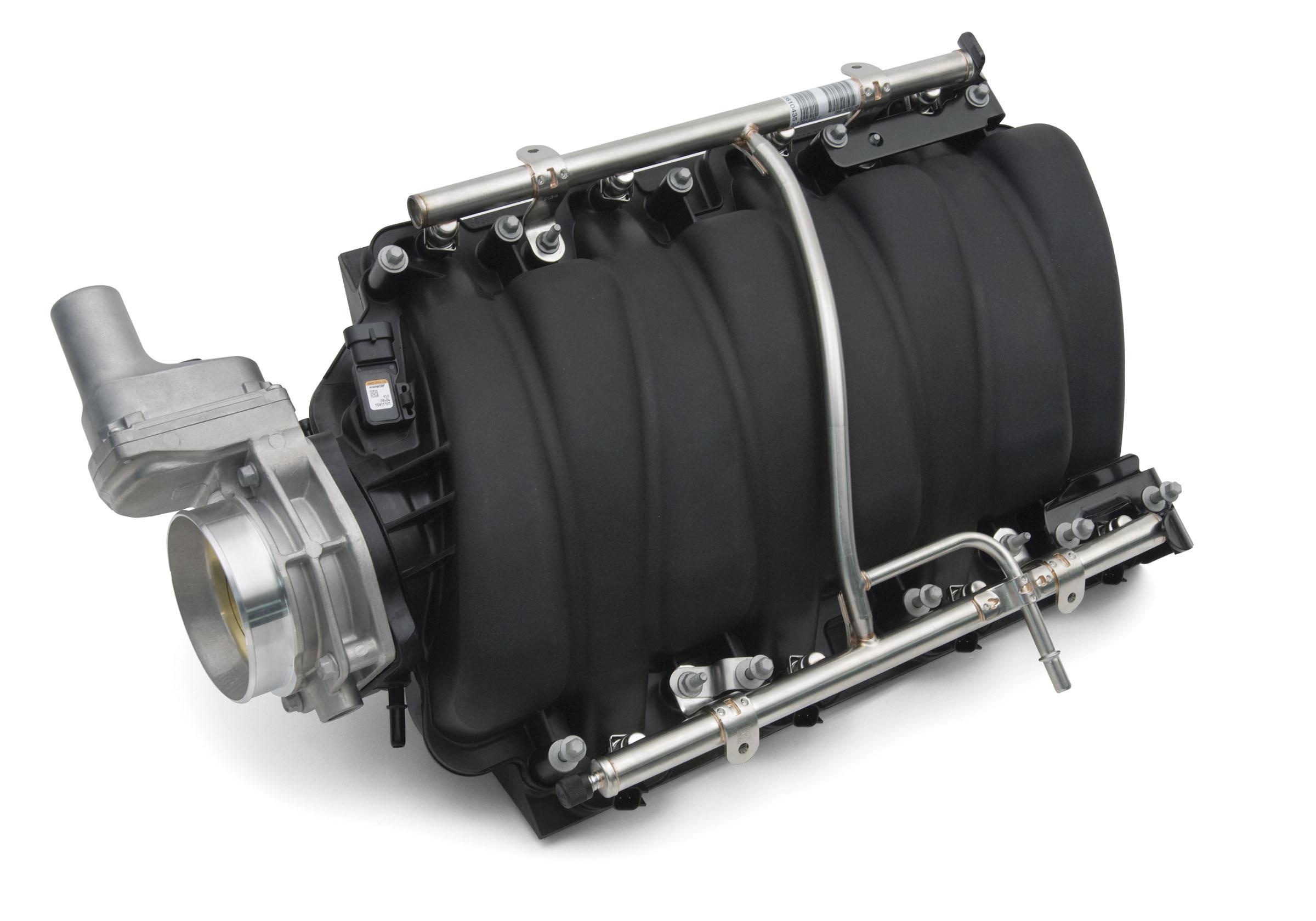 gmpp announces lsx454 crate engine intake kit
