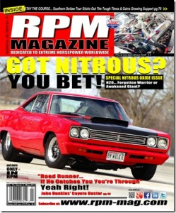 May RPM Cover