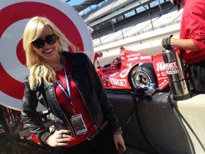 Courtney Force - Indy 500