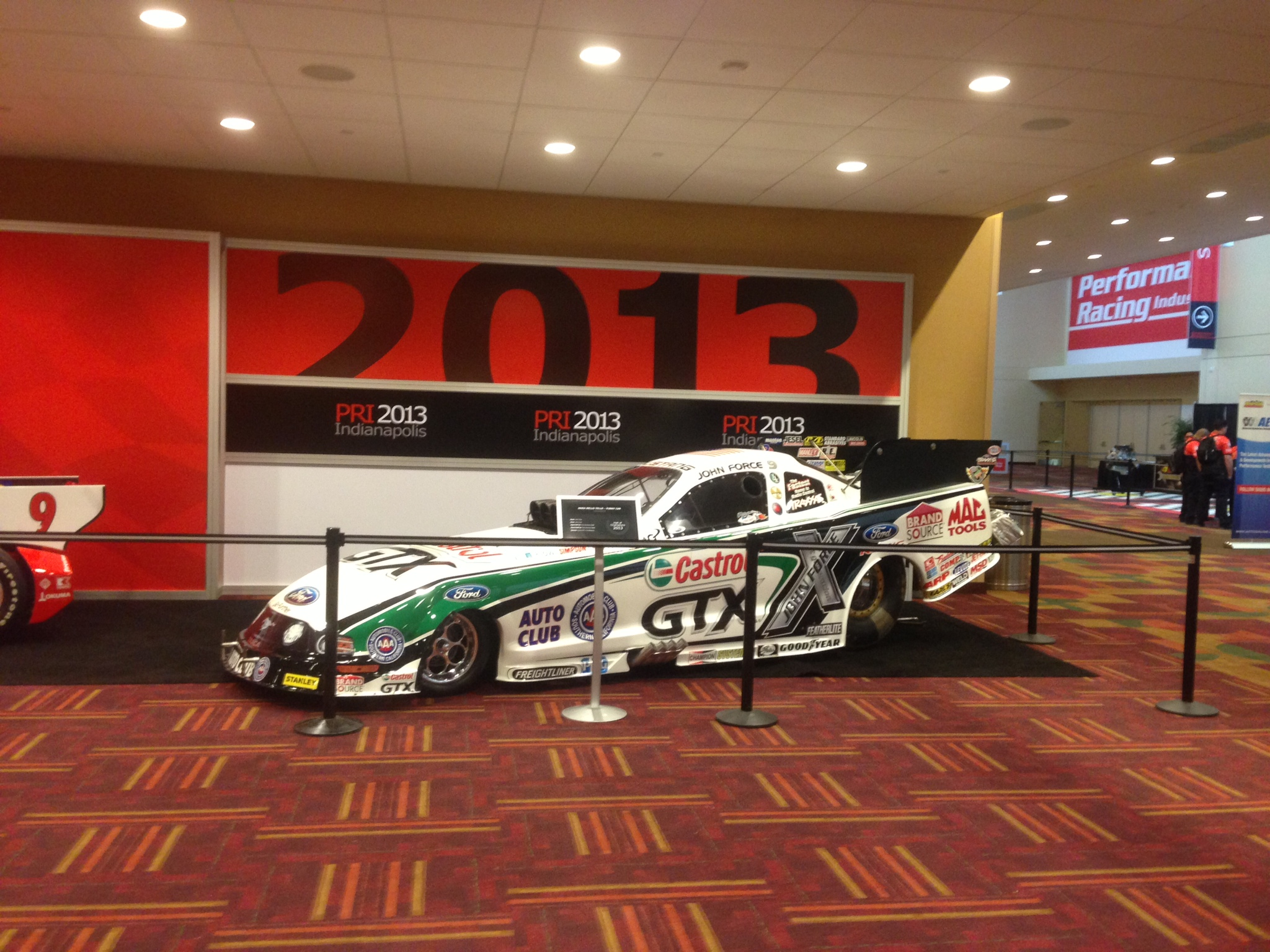 John force castrol sweepstakes