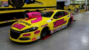 Team Jegs - Cancer awareness month