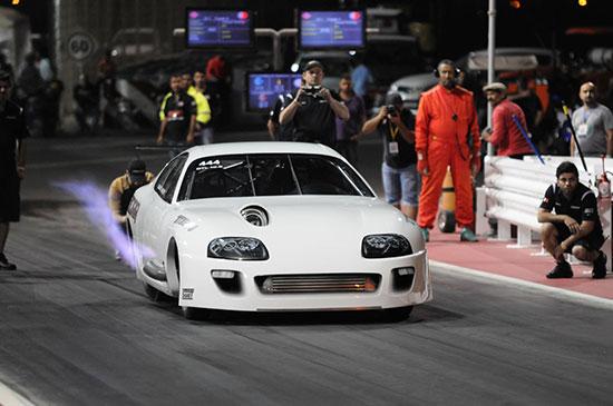 040fd0accf2f Titan Motorsports   E Kanoo Racing Outlaw Supra runs 6.05   240MPH ...