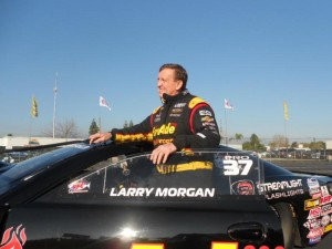 Larry Morgan