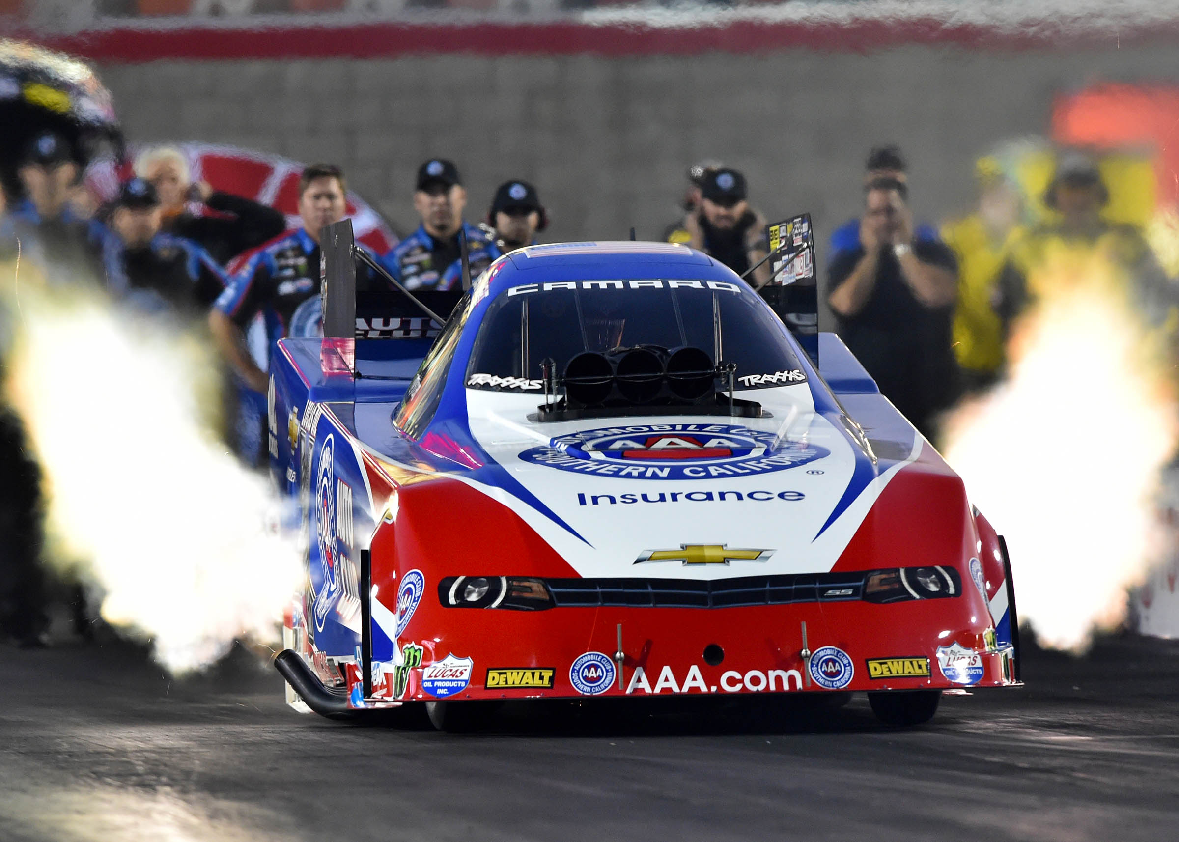 Jfr ready for long day at the strip at las vegas motor for How long is las vegas motor speedway