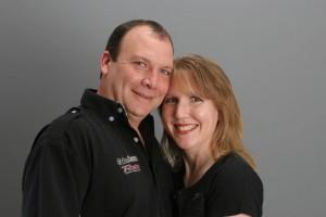 Rod and Jill Fazekas