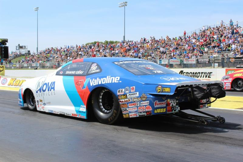 Shane Gray Excited About Future After Semifinal Finish In Topeka