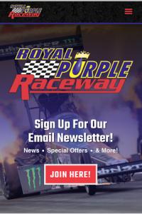 Royal Purple Raceway Mobile