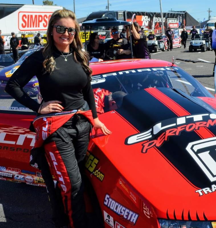 Stevens Chevrolet Fiery competitor Erica Enders resolute on improving after ...