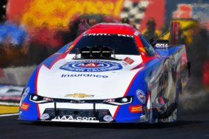 ROBERT HIGHT STRIVING FOR THIRD WIN AT CHARLOTTE FOUR-WIDE