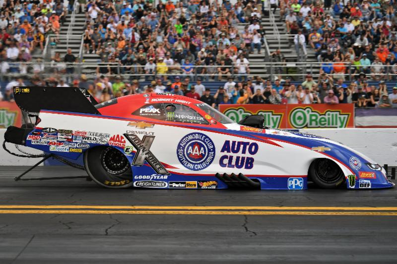 HIGHT AND C. FORCE TAKE JOHN FORCE RACING TO QUARTERFINALS AT NHR…