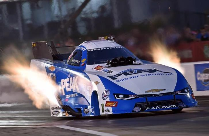 JOHN FORCE CONTINUES TO BATTLE FOR CONSISTENCY