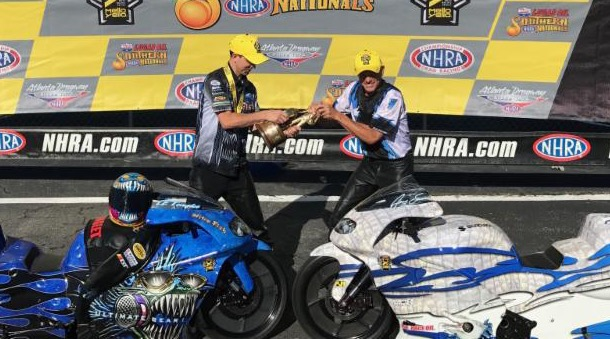 Pro Stock Motorcycle world championLE Tonglet returns to White A…