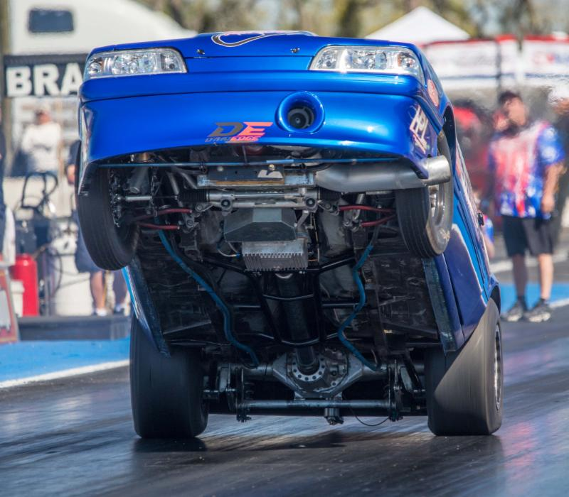 The World's Fastest Fords Take Over Maple Grove Raceway!