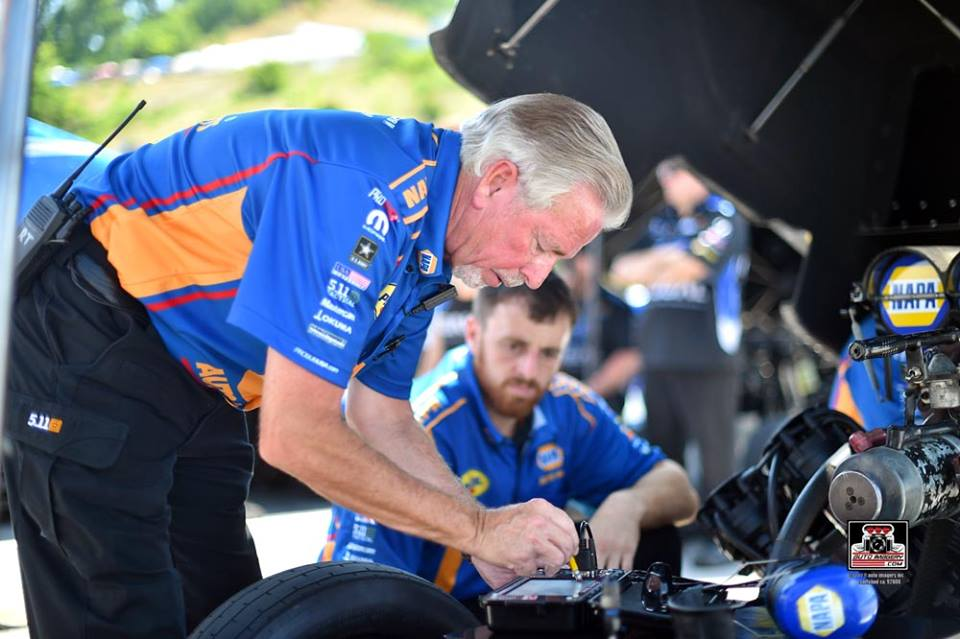 DSR Friday Qualifying Report from the NHRA Norwalk Nationals