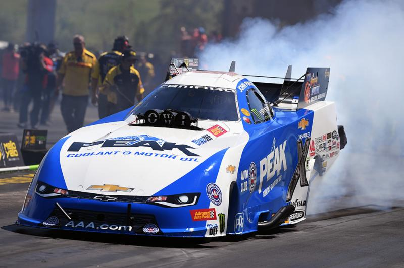 JOHN FORCE SET TO CONTINUE SUCCESS ON THE MOUNTAIN