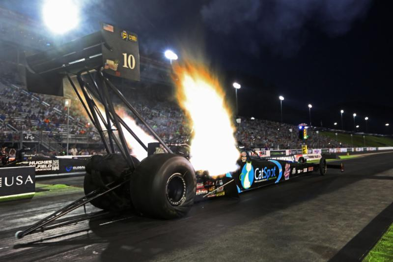 CatSpot Top Fuel pro Scott Palmer says one-off race like Denver a…