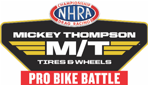 Motorcycle Matchups: Mickey Thompson again sponsors NHRA Pro Bike…