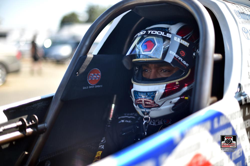 Brown Rides Seattle Momentum into Brainerd; Races to Provisional…