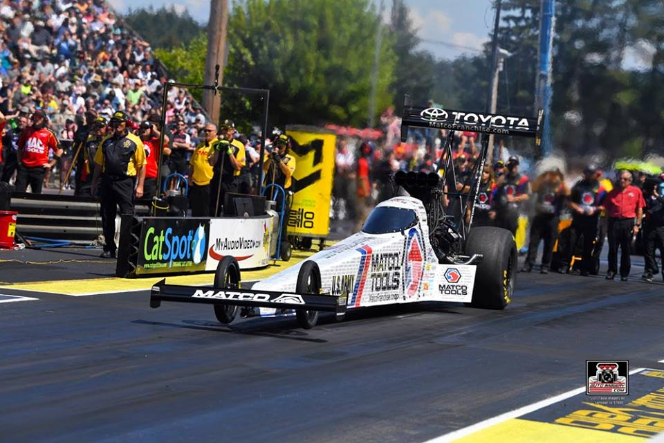 U.S. Army NHRA Racing NHRA Nationals at Brainerd Friday Qualifyin…