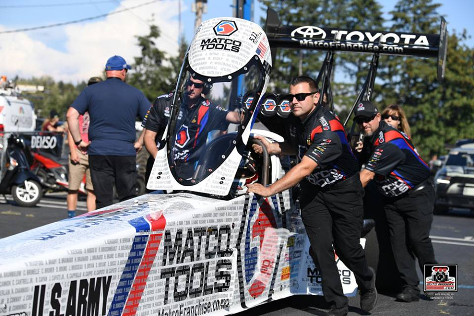 DSR Brainerd Qualifying Report from the NHRA Nationals at Brainer…