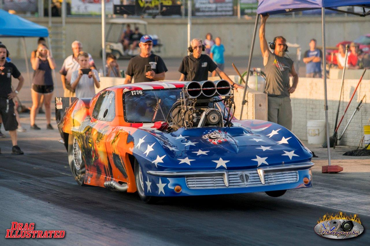 NMCA ALL-AMERICAN NATIONALS NEXT STOP FOR BUSY PRO MOD RACER STEV…
