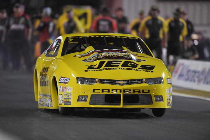 JEGS.com pro Jeg Coughlin Jr. leads St. Louis qualifying with ano…