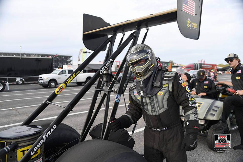 U.S. Army NHRA Racing AAA Insurance NHRA Midwest Nationals at St.…