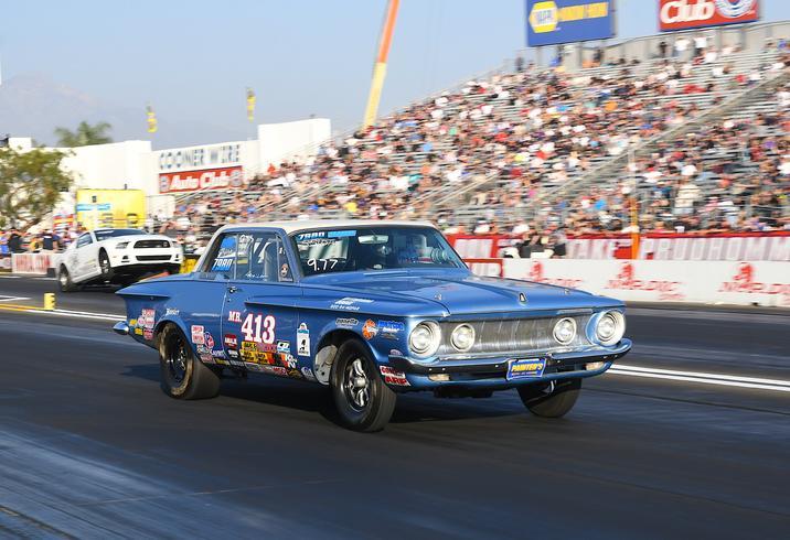 Mopar Dodge//SRT NHRA Sportsman Spotlight