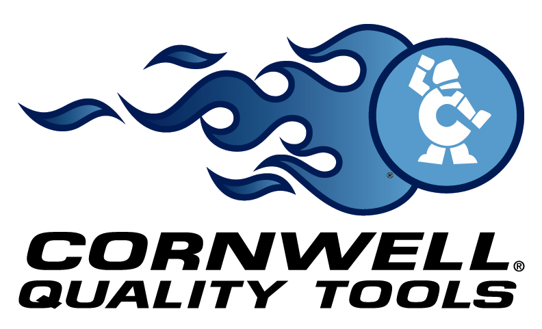 CORNWELL QUALITY TOOLS NEW OFFICIAL TOOL OF JOHN FORCE RACING