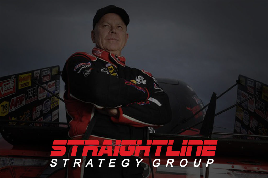 STRAIGHTLINE STRATEGY GROUP WELCOMES THE PAUL LEE FUNNY CAR TO MA…