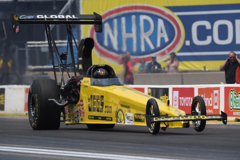 Troy Coughlin Jr  arrives in Kansas with a fast and consistent Top